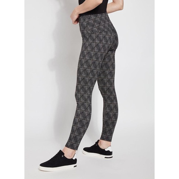 Lysse Pants - LYSSE | Signature Lattice Print Leggings Small